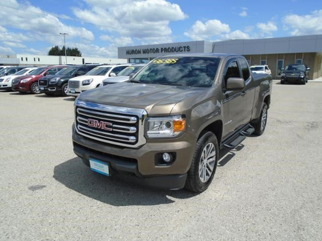 2016 GMC CANYON 4WD SLE in Exeter, Ontario