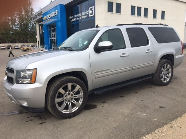 2013 Chevrolet Suburban LT in Salmon Arm, British Columbia