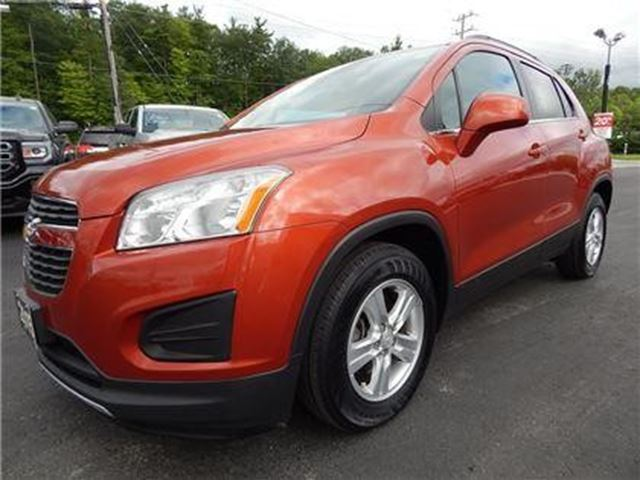 2015 Chevrolet Trax LT in Campbellford, Ontario
