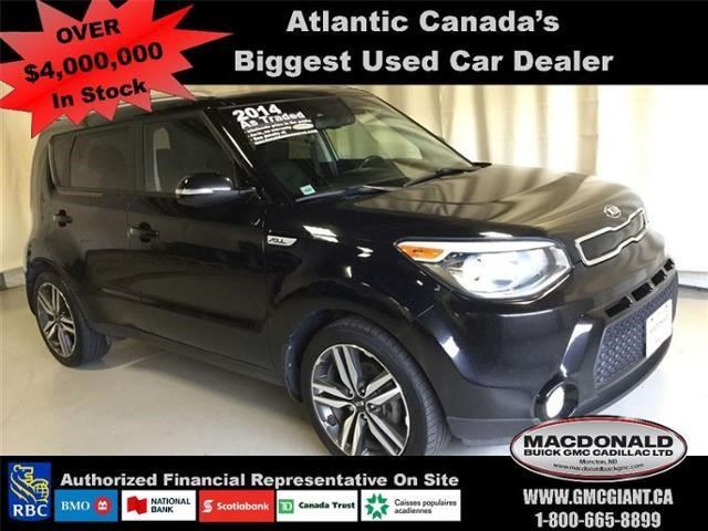 2014 Kia Soul SX in Moncton, New Brunswick