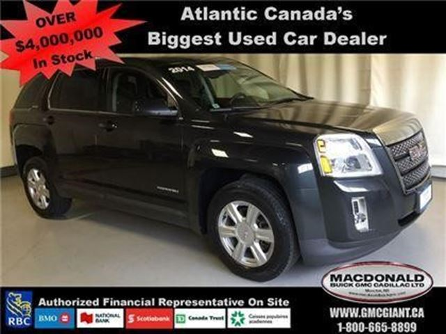 2014 GMC Terrain SLE in Moncton, New Brunswick
