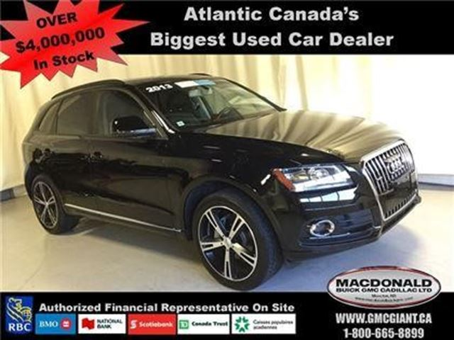 2013 Audi Q5 2.0L in Moncton, New Brunswick