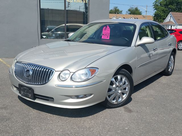 2009 BUICK ALLURE CXL in Port Colborne, Ontario