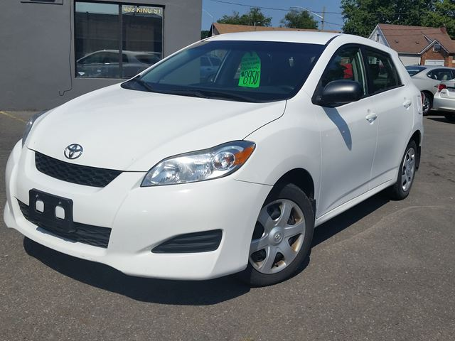 2010 TOYOTA MATRIX           in Port Colborne, Ontario