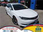 2016 Chrysler 200 C   NAV   SUNROOF   BACKUP CAM in London, Ontario