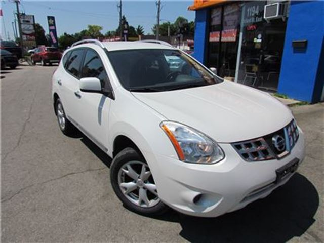 2011 NISSAN ROGUE SV   BACKUP CAM   BLUETOOTH   ALLOYS in London, Ontario