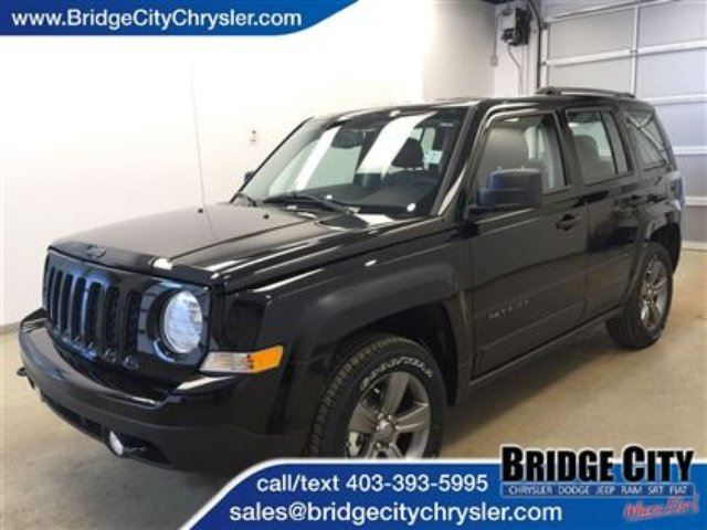 2017 JEEP PATRIOT Sport *Big Savings* in Lethbridge, Alberta