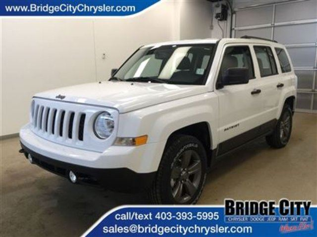 2017 JEEP PATRIOT Sport *4x4* in Lethbridge, Alberta