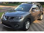 2015 Nissan Rogue AWD SV Tech Pack, Navi, 3rd Row 7 passenger + Ext Warranty in Mississauga, Ontario