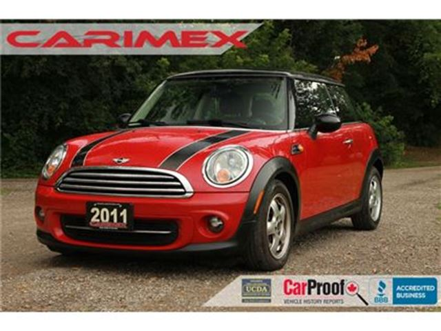 2011 MINI COOPER Base in Kitchener, Ontario