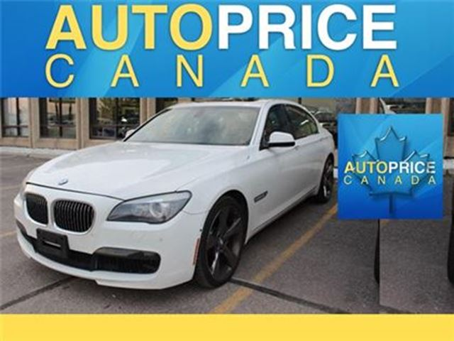 2012 BMW 7 SERIES 750 LXI M-SPORT NAVIGATION AND MORE in Mississauga, Ontario