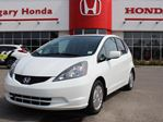 2011 Honda Fit LX 5sp in Calgary, Alberta