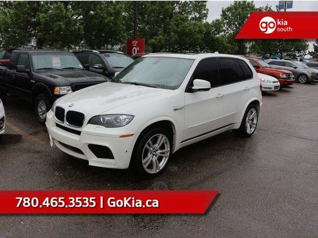 2013 BMW X5 M XM5! 555HP!!! PANORAMIC SUNROOF, HEATED FRONT / REAR SEATS, HEATED WHEEL, RED LEATHER, BACKUP CAM, NAVI in Edmonton, Alberta