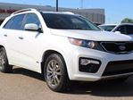2012 Kia Sorento SX V6, HEATED SEATS, BACKUP CAM, NAVI, DUAL SUNROOF, LEATHER, USB / AUX in Edmonton, Alberta
