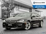 2016 BMW 6 Series 650i xDrive M Sport! Local One Owner! in Winnipeg, Manitoba