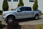 2016 Ford F-150 Platinum 4x4 SuperCrew Cab Styleside 5.5 ft. box 145 in. WB in Kamloops, British Columbia