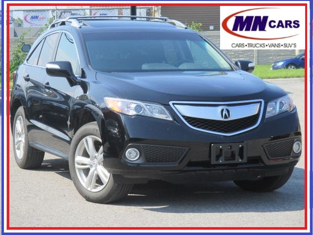2015 ACURA RDX AWD w/ Technology Package in Ottawa, Ontario