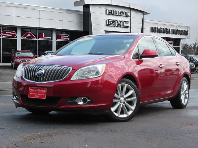 2012 BUICK VERANO Base ** One Owner!! ** in Virgil, Ontario