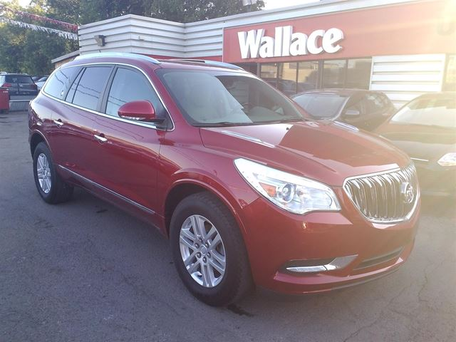 2013 BUICK ENCLAVE  AWD, Power Rear Lift Gate in Ottawa, Ontario