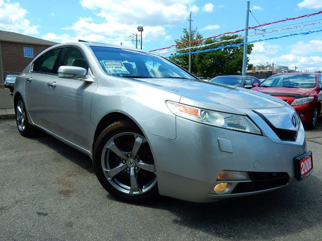 2009 ACURA TL SH-AWD  LEATHER.ROOF  ONE OWNER  ACCIDENT FREE in Kitchener, Ontario