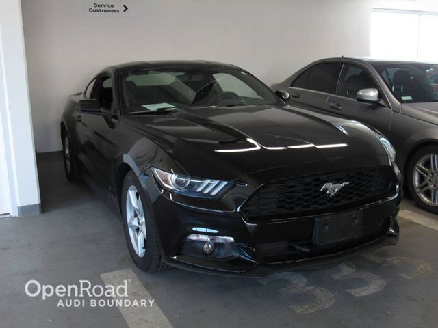 2015 FORD MUSTANG 2dr Fastback EcoBoost in Vancouver, British Columbia