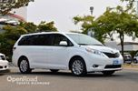 2014 Toyota Sienna XLE in Richmond, British Columbia