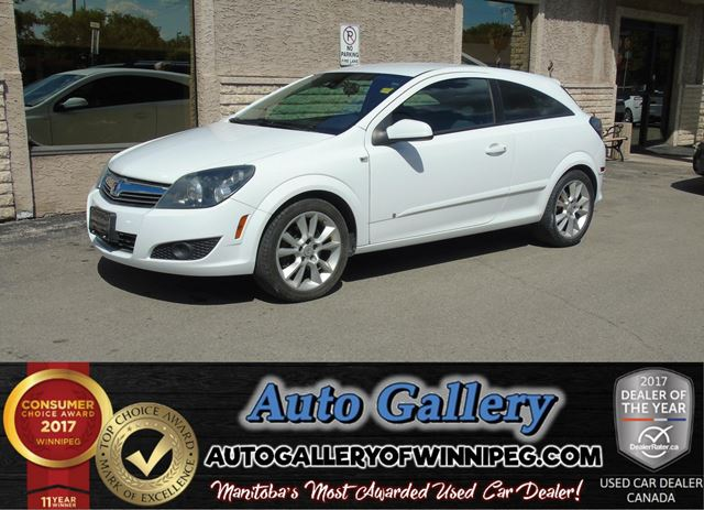 2008 SATURN ASTRA XR *Htd. Seats in Winnipeg, Manitoba