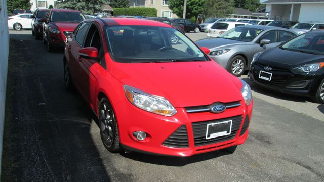 2014 FORD FOCUS SE in Kingston, Ontario