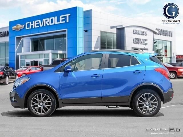 2016 BUICK ENCORE Sport Touring in Barrie, Ontario