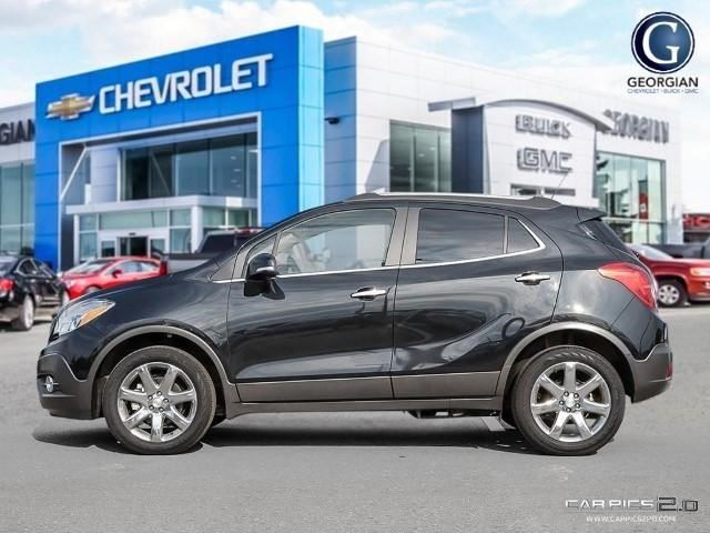 2016 BUICK ENCORE Leather in Barrie, Ontario