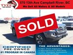 2017 Toyota Tacoma Limited in Campbell River, British Columbia
