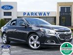 2014 Chevrolet Malibu 2LZ FWD   ACCIDENT FREE in Waterloo, Ontario