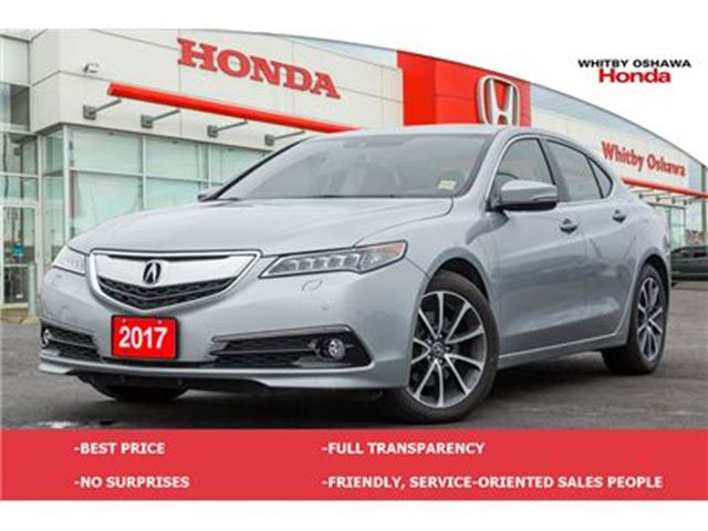 2017 ACURA TLX Elite Package in Whitby, Ontario
