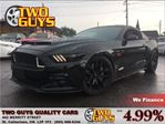 2016 Ford Mustang GT   BAMA PERF  BORLA EXHAUST  AUTO in St Catharines, Ontario