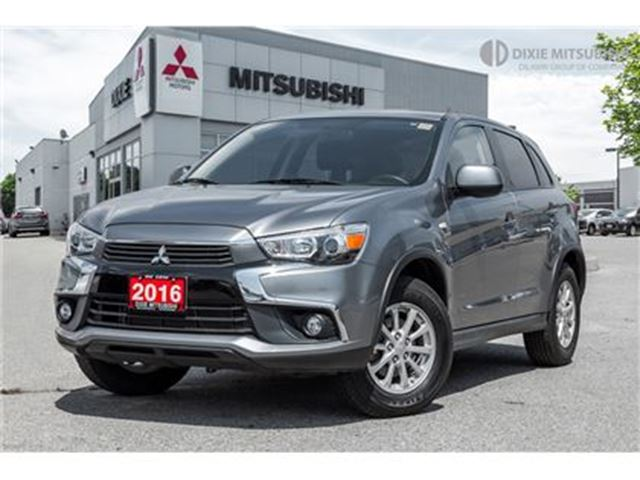 2016 MITSUBISHI RVR SE   AWC   BACK UP CAMERA   HEATED SEATS   ALLOYS in Mississauga, Ontario