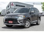 2016 Mitsubishi Outlander SE  7 PASSENGER   CLEAN CARPROOF   HEATED SEATS in Mississauga, Ontario