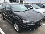 2012 Mitsubishi Outlander ES 4WD New Tires, Low Mileage!! One Owner!! in Thunder Bay, Ontario