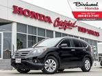 2014 Honda CR-V Touring in Winnipeg, Manitoba