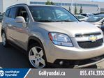 2012 Chevrolet Orlando LTZ 7 PASS LEATHER LOW KM in Edmonton, Alberta