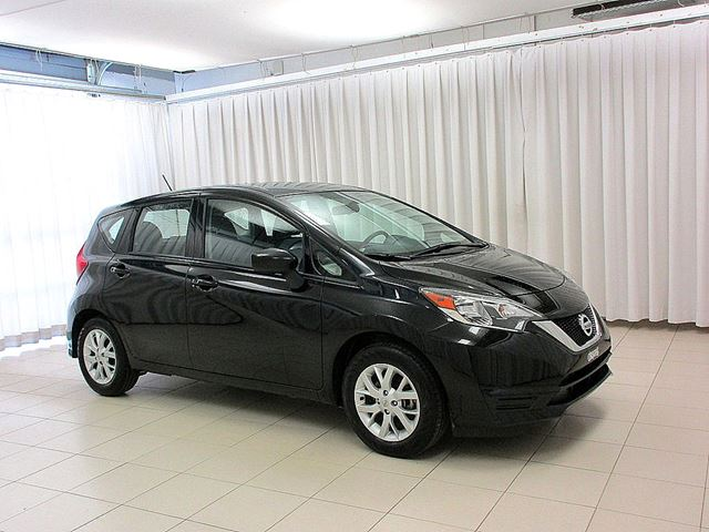 2017 NISSAN VERSA SV NOTE 5DR HATCH W/ POWER OPTIONS, A/C, HEATED in Dartmouth, Nova Scotia