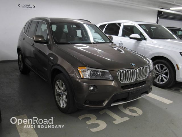 2014 BMW X3 AWD 4dr xDrive28i in Vancouver, British Columbia