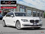 2014 BMW 7 Series xDrive Li AWD ONLY 71K! **CLEAN CARPROOF** TECHNOLOGY PKG in Scarborough, Ontario