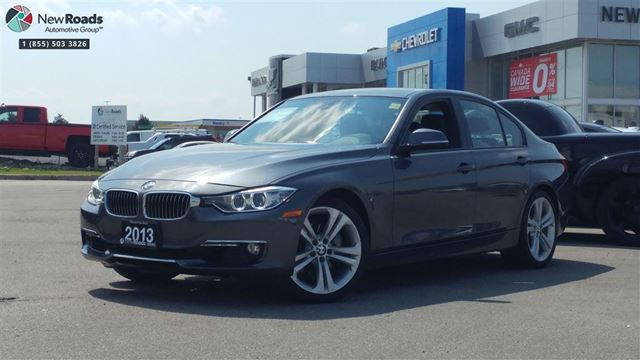 2013 BMW 3 SERIES xDrive, AWD, Nav, Laser Cruise, Winter tires in Newmarket, Ontario