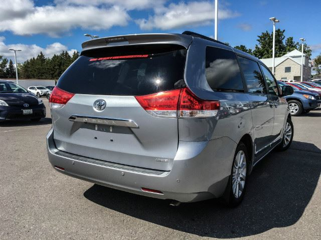 used 2014 toyota sienna 3 50 limited dvd navi more 2014 toyota sienna owners manual in print 2013 toyota sienna owners manual