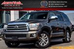 2013 Toyota Sequoia Limited 4x4 7-Seater Leather Nav Sunroof JBL Audio Tow Hitch 20Alloys in Thornhill, Ontario