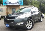 2009 Chevrolet Traverse 1LT in Whitby, Ontario