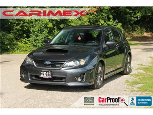 2011 SUBARU IMPREZA WRX Limited in Kitchener, Ontario