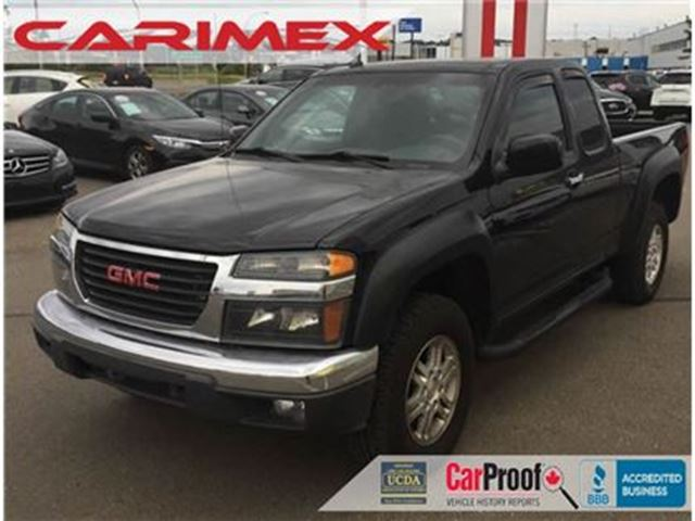 2010 GMC CANYON SLE ONLY 67K   CERTIFIED in Kitchener, Ontario