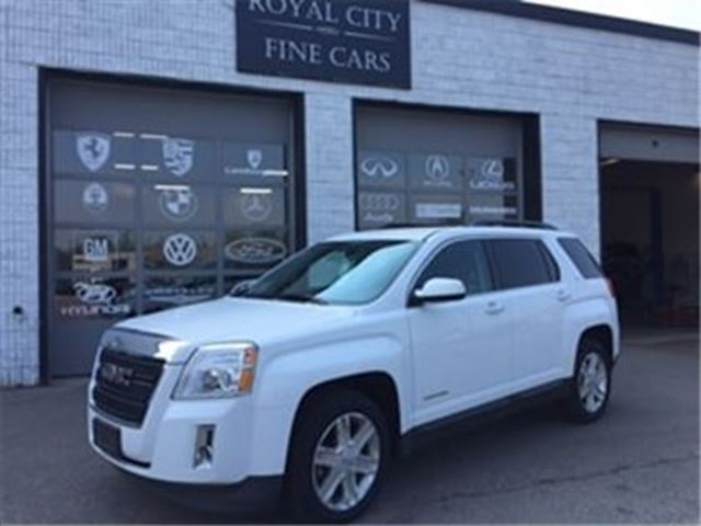 2011 GMC TERRAIN SLE-2 AWD No Accidents Backup Camera in Guelph, Ontario