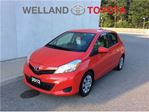 2012 Toyota Yaris LE in Welland, Ontario
